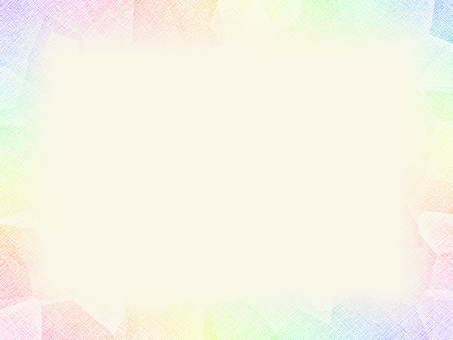 Iridescent box canvas color pencil touch