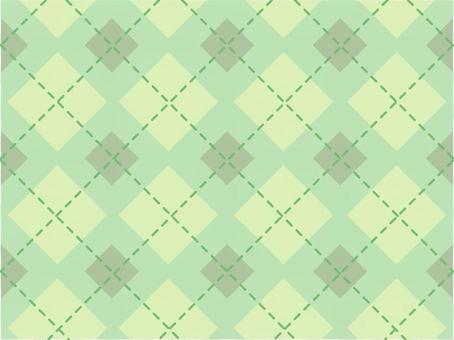 虛線檢查 - 綠色