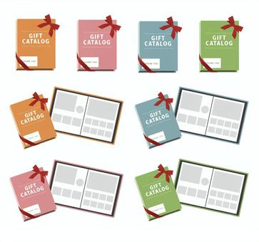 Gift catalog collection