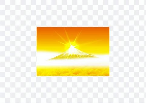 鑽石富士金富士明信片尺寸