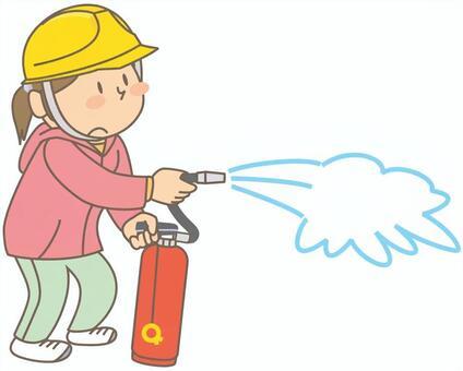 消防训练01