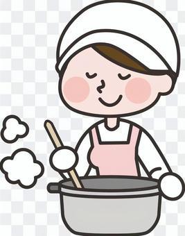 烹飪人員03