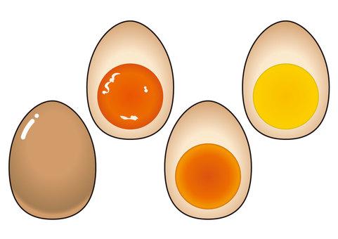 煮雞蛋套餐