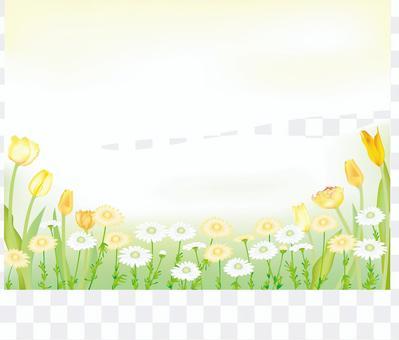 春天花框2