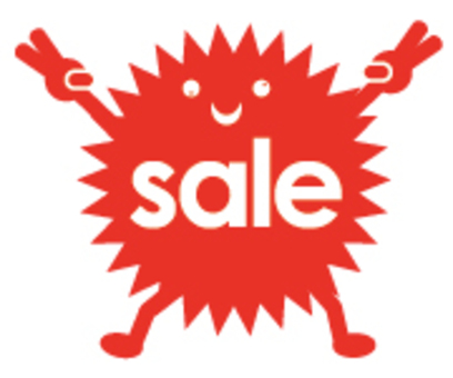 Red banner on sale