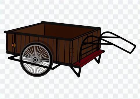Rear car