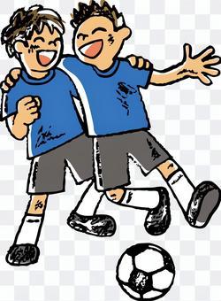 分享快樂♪足球