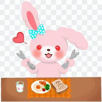 煮熟的米飯(Usagi)