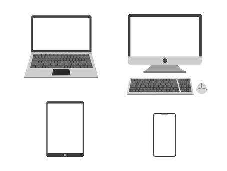 個人電腦/平板電腦/智能手機框架1