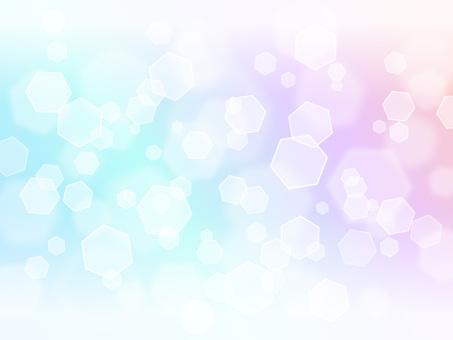 六角光·彩虹的顏色