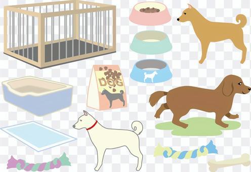 狗和狗貨集