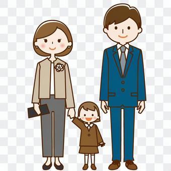 入學典禮_父母與子女14