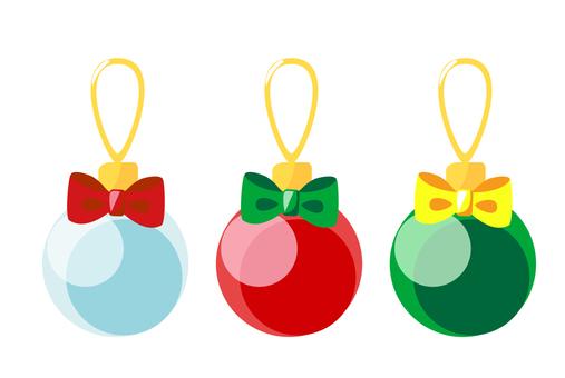 聖誕圖標聖誕裝飾套裝