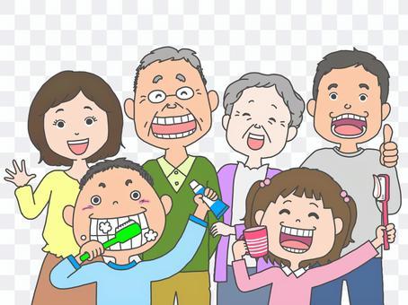 虫歯予防でずっと健康な歯