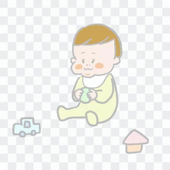Baby ver Sitting