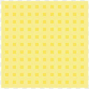 線交叉檢查點圖案黃色