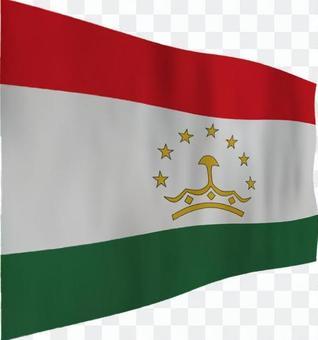 塔吉克斯坦國旗