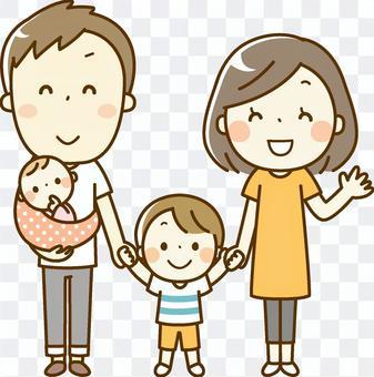 家族_4人家族
