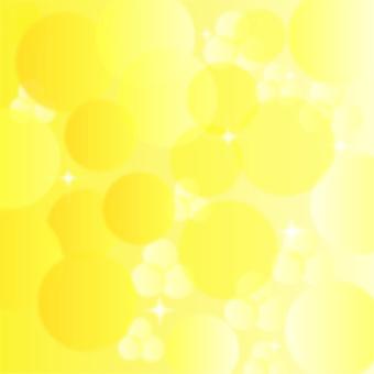 閃光霓虹燈發光反光背景黃色