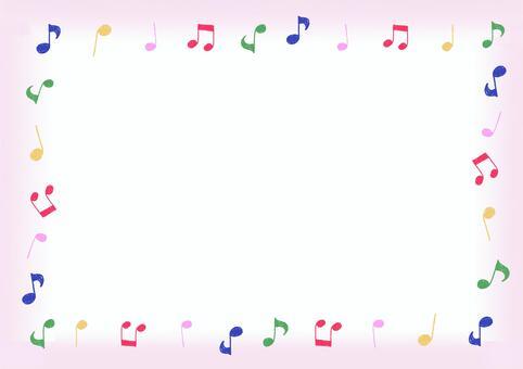 音符框架②