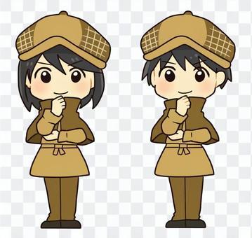 偵探(Hmmmu)
