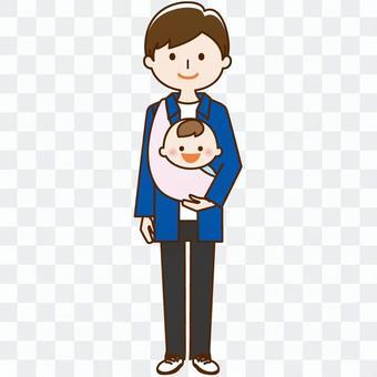 爸爸和寶貝_Spring 01
