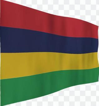 毛里求斯國旗