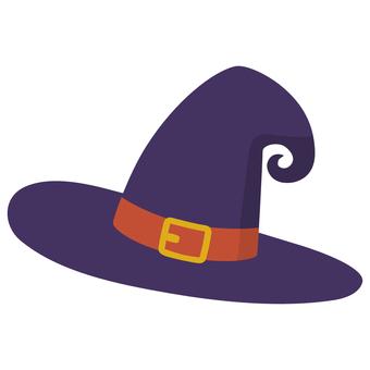 Witch hat round and round