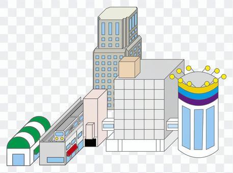 City series city