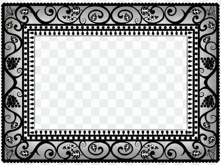 阿拉伯文單色框架
