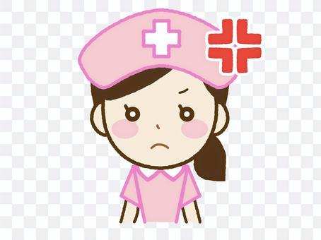 憤怒的護士A-22