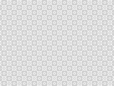 菱形背景(灰色)