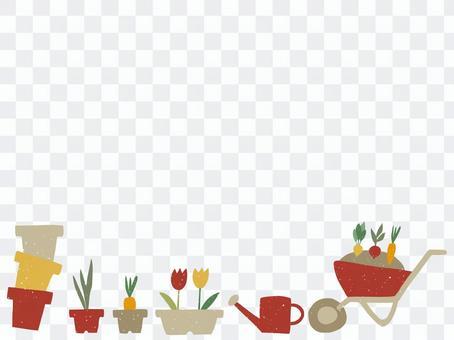 Gardening frame 04