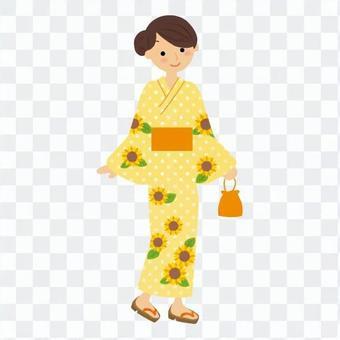浴衣的女人02
