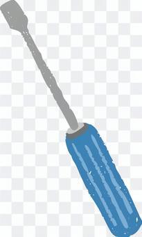 平頭螺絲刀