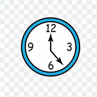 壁掛式時鐘