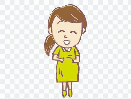 孕婦1-4