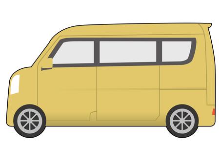 汽車插圖 J