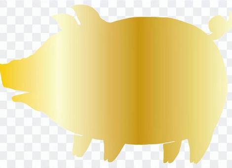 豬(黃金)1