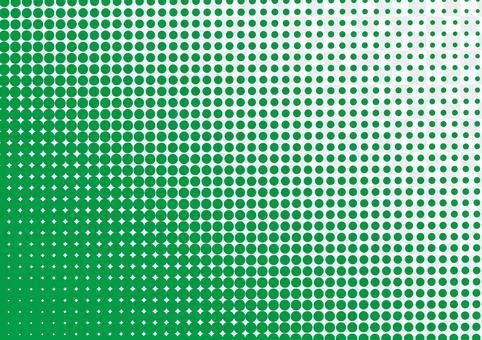 半色調對角背景綠色