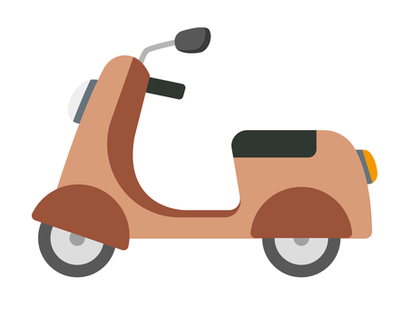 Scooter (red)