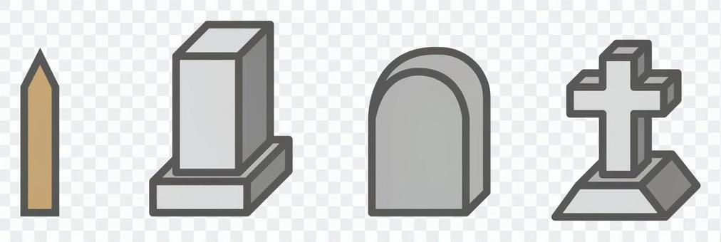City series grave