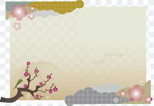 日式背景素材17