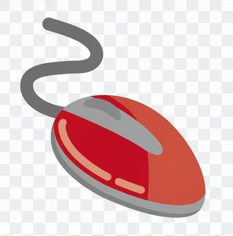 鼠標(紅色)