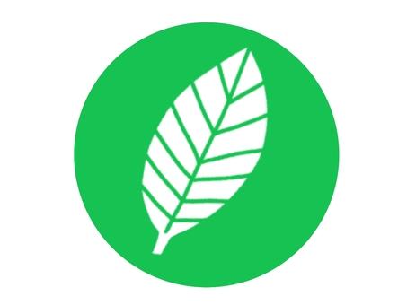 Leaf icon Eco Mark