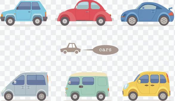 各種汽車_ 01