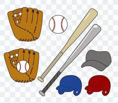 野球道具セット