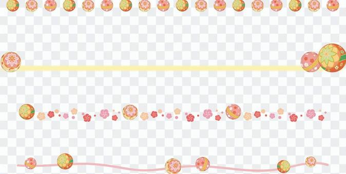 MAR的日式格線