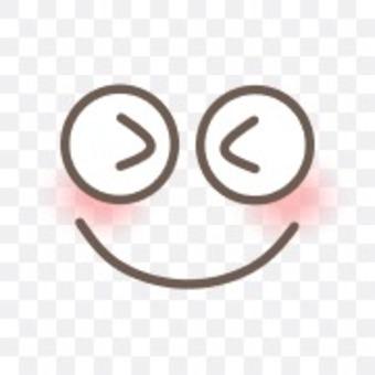 透明臉笑笑酸酸的