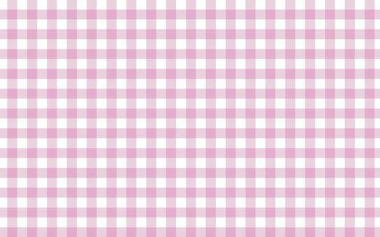 材質簡單格子格子粉紅色